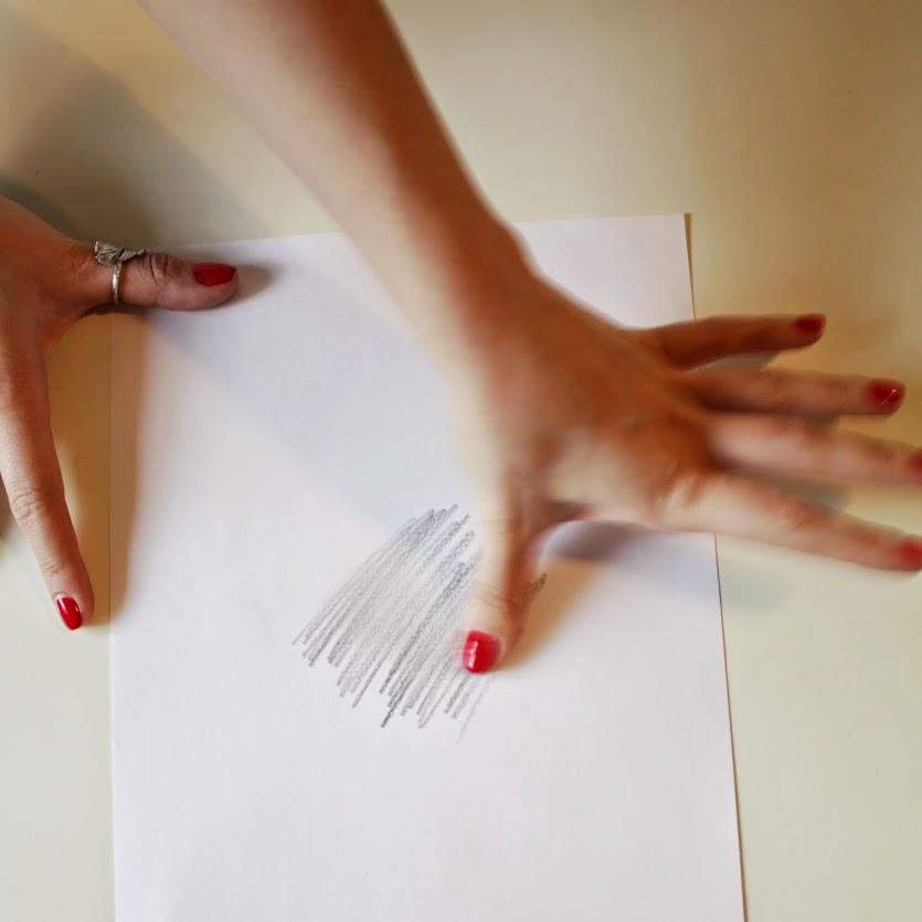 Как самому сделать отпечатки пальцев