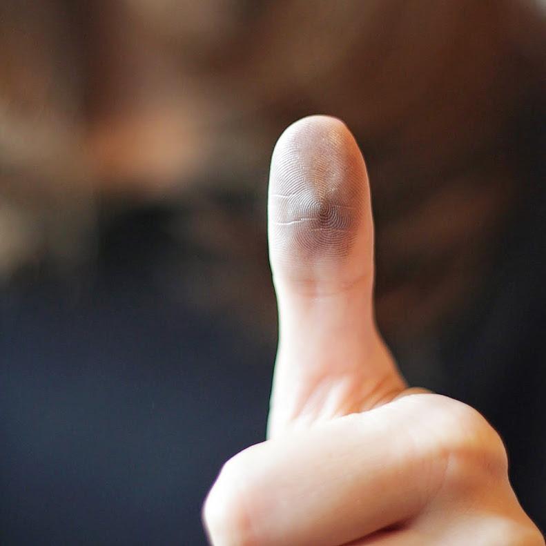 Как снять отпечатки пальцев при домашних условиях